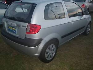 2005 Hyundai Getz 5 speed Hatchback low km Underwood Logan Area Preview