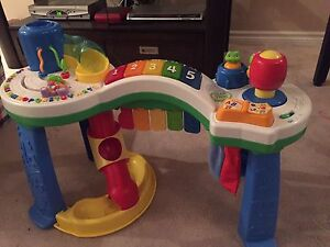 Leapfrog light and sounds learning table -$40