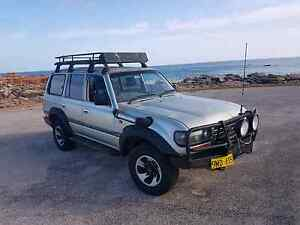Toyota LandCruiser 80 series GXL Broome Broome City Preview