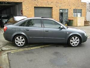 2003 Audi A4 Sedan 1.8T QUATTRO S-LINE MANUAL SUNROOF AS IS $5990 Heidelberg West Banyule Area Preview