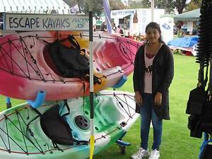 Aussie made KAYAKS 4 sale.  River, Sea, Surf, Fish, Camp or Dive. Canning Area Preview
