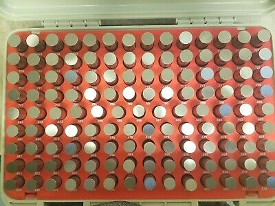 Vermont Gage Pin Set Class Zz Minus Range 0.626 - 0.750 101200700