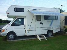 1997 Ford Transit Winnebago Motorhome Port Lincoln Port Lincoln Area Preview