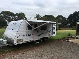 Caravan new age 19ft bc 2013 immaculate condition make me an offer Somerville Mornington Peninsula Preview