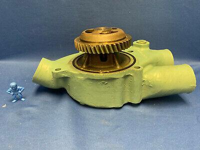 Detroit Diesel R5149326 Water Pump 8v-71 Left Hand Helix Gear Remanufactured