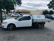 2009 FG Falcon tray back ute Hillarys Joondalup Area Preview