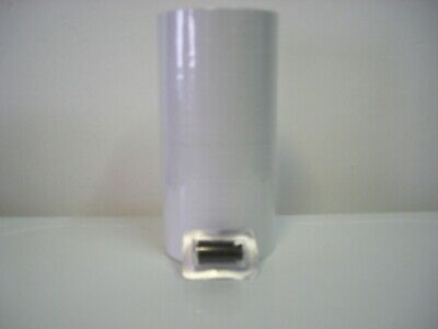 14000 White Labels For 1136 Monarch 8 Rolls1 Ink Roller