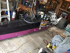 1999 cassis craft dragster