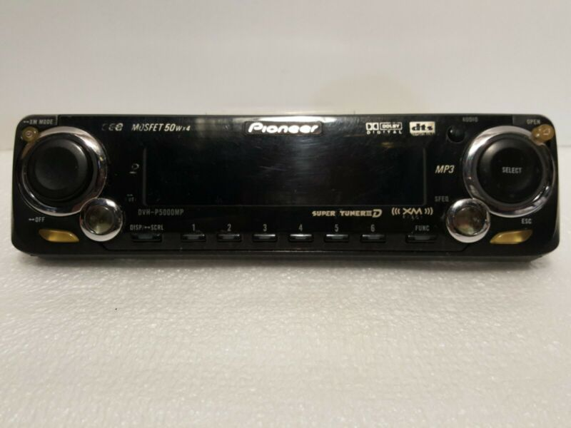 Pioneer DVH-P5000MP aceplate Only  Guaranteed