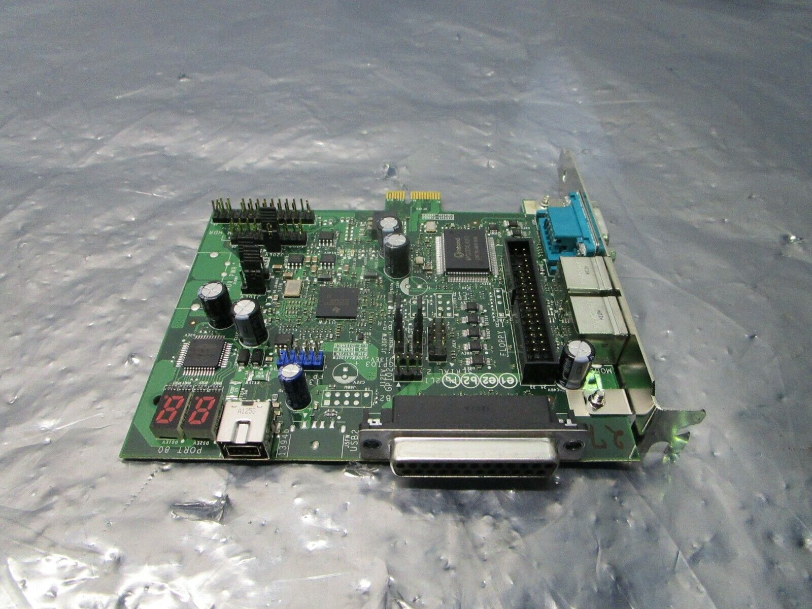 Intel SPRB23700334 Desktop Board Legacy Daughter Card 2, PCB, 101541