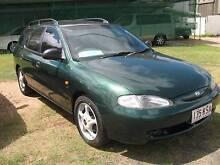 Low cost -  Hyundai Lantra Wagon... 1997 model - excellent cond. Kensington Bundaberg Surrounds Preview