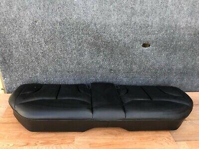 Used, MERCEDES OEM W140 S500 S600 REAR LOWER SEAT BOTTOM CUSHION HEATED BLACK (94_99) for sale  Watsonville