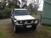 Toyota landcruiser 79 Ute 1HD-FTE 4WD 4.2ltr 6cyl Chudleigh Meander Valley Preview