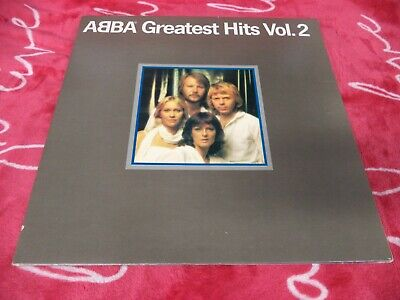ABBA ‎- Greatest Hits Vol 2 - Original 1979  Vinyl  SD16009  TESTED