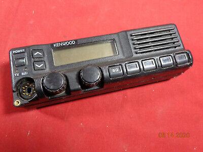 Kenwood Tk-790h Tk690 Vhf Tk890h 45110w Dash Mount Radio Control Head Wspkr