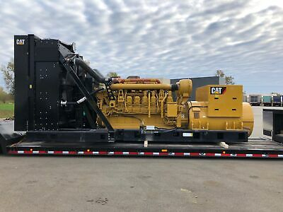 Caterpillar 3516e - 2750kw Diesel Generator Set 2 Available