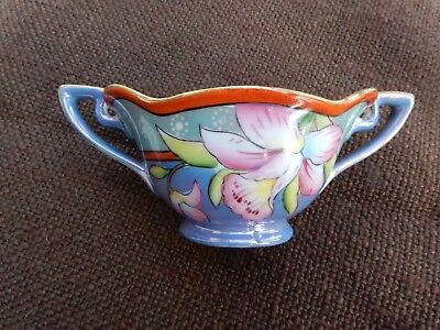 Noritake double handled bowl Lusterware circa 1924