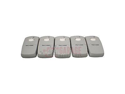 Linear Garage Door Opener Remotes (5-Pack Linear 308911 3089 Gate Opener or Garage Door Opener Remotes )