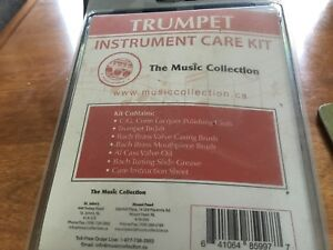 Trumpet Instrument Care Kit