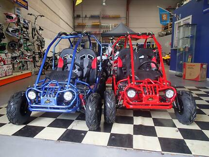 NEW  BILBY 160 MINI OFFROAD BUGGY Go Kart 4-9 yrs