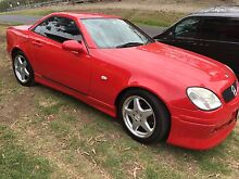 1998 Mercedes-Benz SLK200 Convertible Templestowe Lower Manningham Area Preview