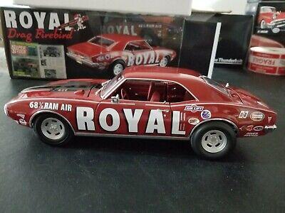 ACME 1:18 ACE WILSON DRIVEN 1968 RAM-AIR PONTIAC FIREBIRD NHRA DRAG RACED.NEW