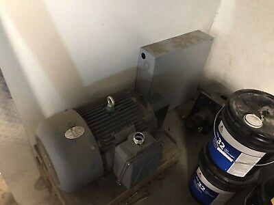 3 Phase Converter 20 Hp Hard Start  40 Hp World Wide Slave