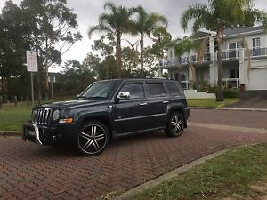 2007 Jeep Patriot, immaculate Condition, 7 Month Rego. Wattle Grove Liverpool Area Preview