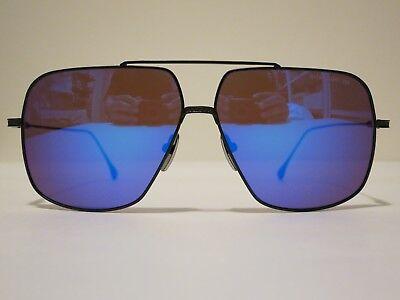 DITA FLIGHT 005 7805C Matte Black Blue Optique Glasses Eyewear Sunglass ON SALE