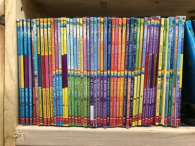 TEN-PACK BUNDLE/LOT OF RAINBOW MAGIC FAIRIES~  Children's Chapters BOOKS
