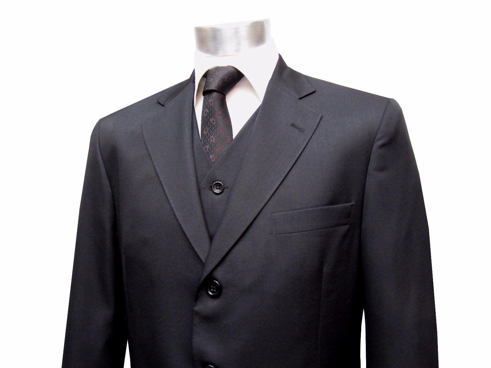 herren sakko jacke blazer schwarz eur 49 90 picclick de. Black Bedroom Furniture Sets. Home Design Ideas