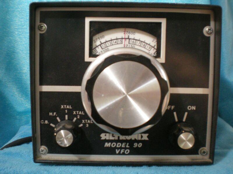 SILKRONIX MODEL 90 VFO CB