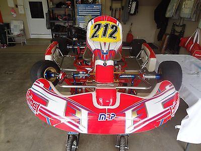 kart racing pro serial