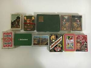 Playing cards (including collectables) Maida Vale Kalamunda Area Preview