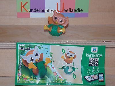 Natoons Windelkinder   D  202017   Eule + BPZ   SD098