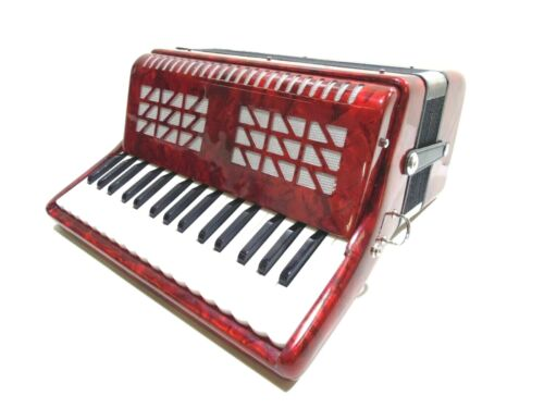 Accordion by Gear4music, 24 Bass-DAMAGED- RRP £329.99