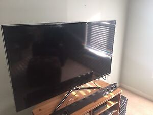 "55"" Samsung flat screen"