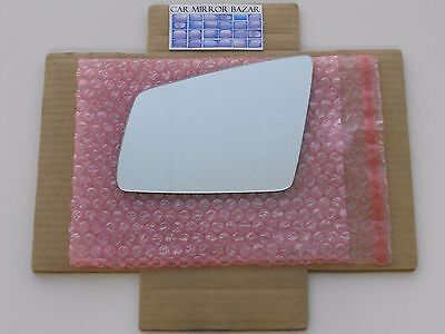 (LD422 Mirror Glass for MERCEDES-BENZ B C E GLA GLK S CLASS Driver Side View Left)