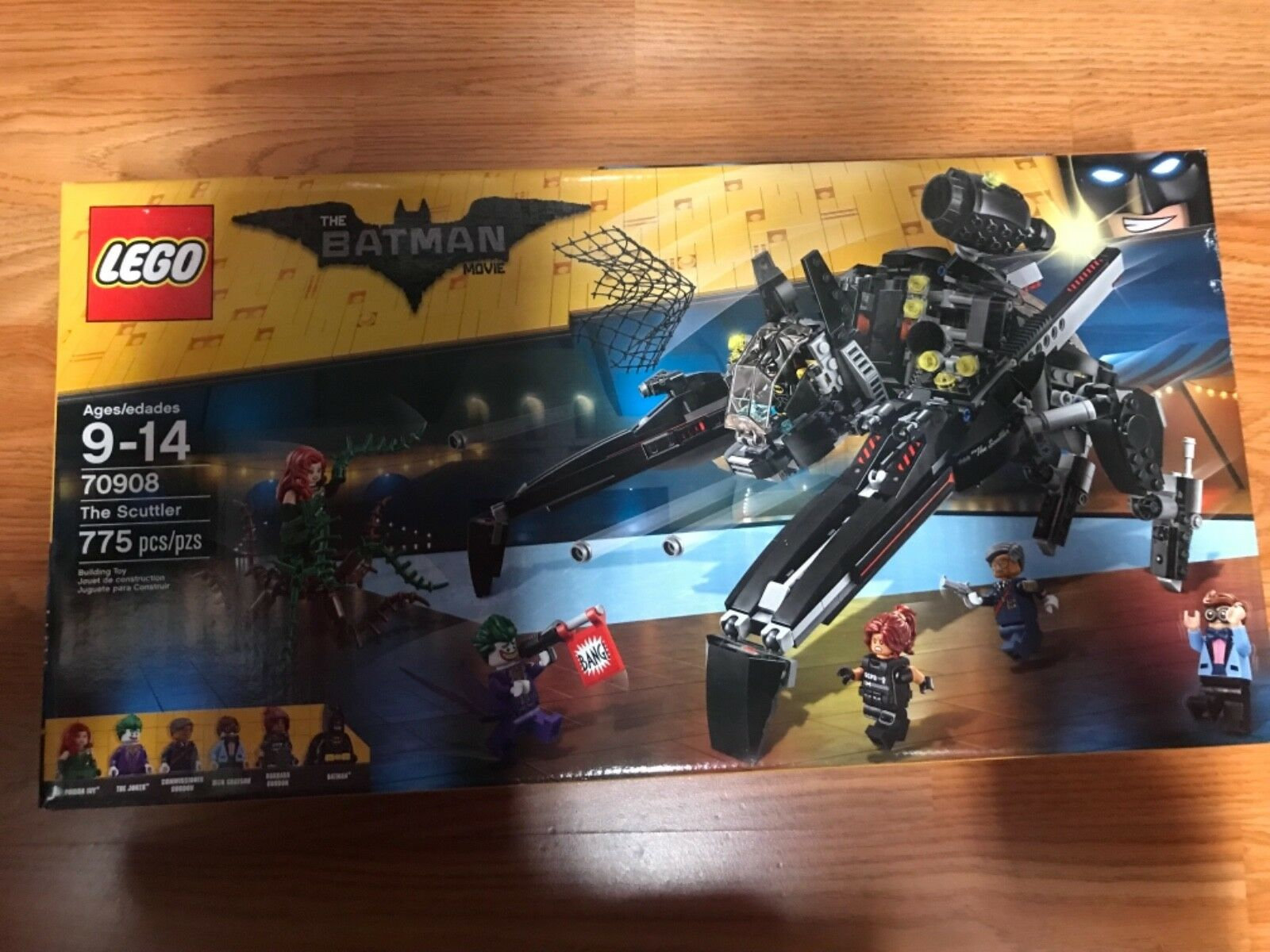 Scuttler The Movie Batman 70908 Lego SUqMzVp
