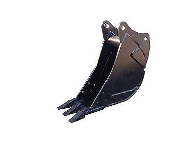 """New 12"""" John Deere 310 E/G/J/K Heavy Duty Backhoe Bucket"""