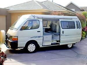 1997 Toyota Hiace Pop-Top Campervan Highett Bayside Area Preview