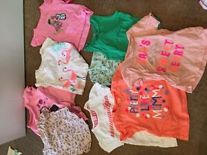 Size 2T clothes for girls