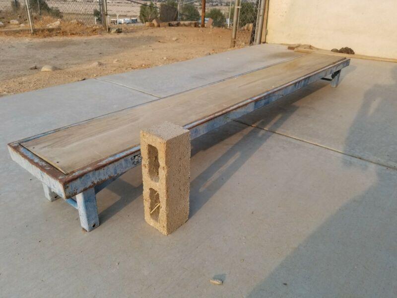 Skateboard Rail Grind Box