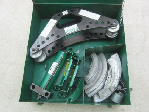 """Greenlee 880 ½""""-2"""" Shot Hydraulic Bender, local pick up only, Used"""