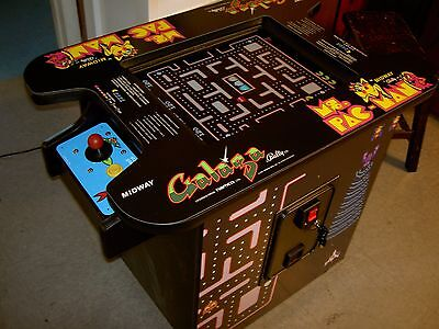 Commerical Classic coin op cocktail table arcade game FREE SHIPPING TO TERMINAL