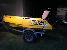Tuff tender polycraft Rockhampton 4700 Rockhampton City Preview