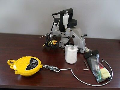 New NP-7A New-Long Hand held Industrial Bag Closer with hanging spring balancer