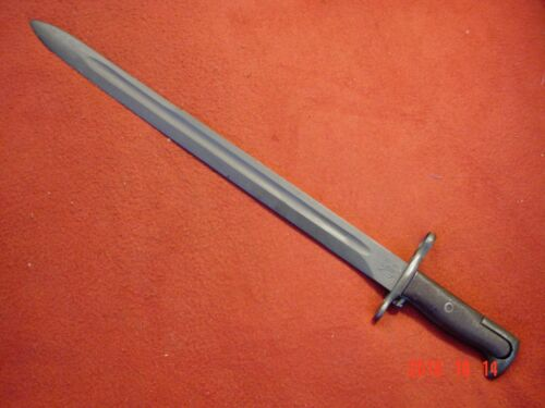 """Model 1905/42 AFH  16"""" Bayonet 1942 Dated    Outstanding Condition  Near Mint"""