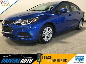 2016 Chevrolet Cruze LT Auto LOW LOW KM, ONE OWNER, CLEAN CAR...