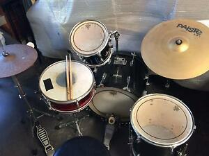 Beginners drum kit Greenwood Joondalup Area Preview